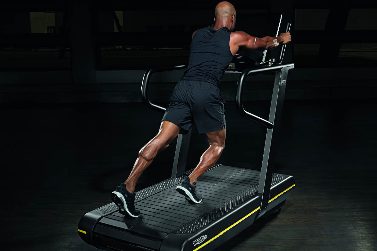 Skillrun is the treadmill thought by athletes for athletes