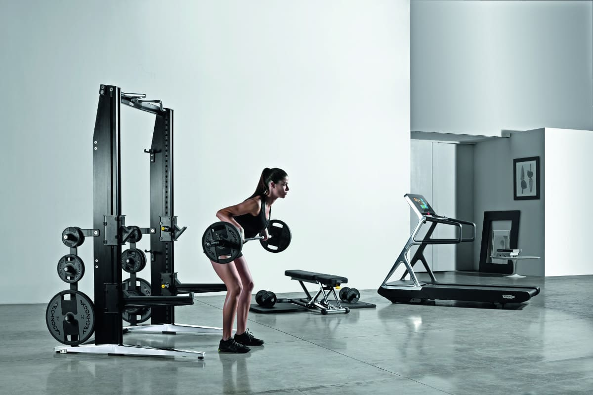 Home gym guide: what do you need for your home gym | Technogym