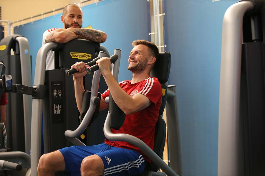 russia2russia world cup 2018 technogym