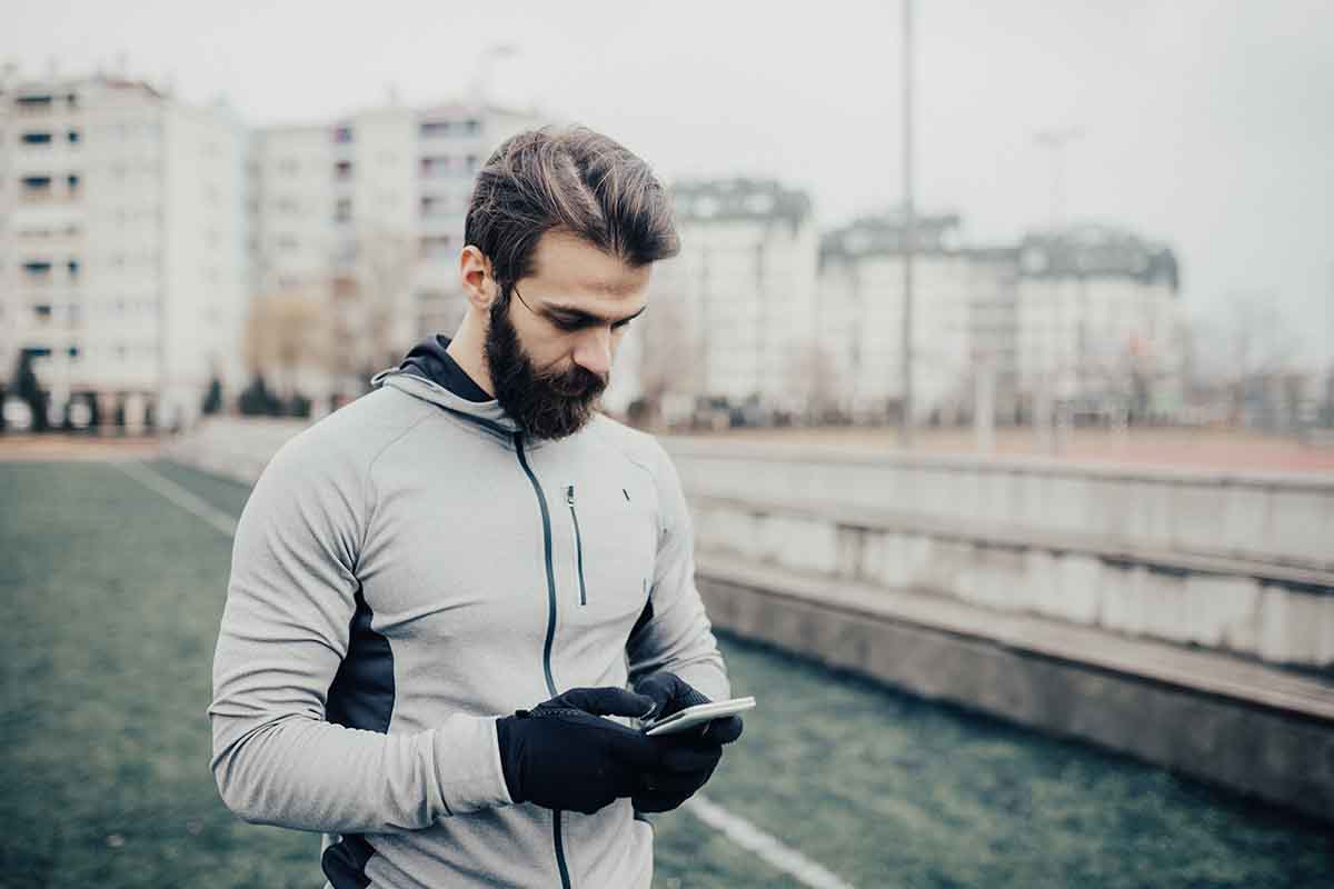 Turning workout into a digital experience