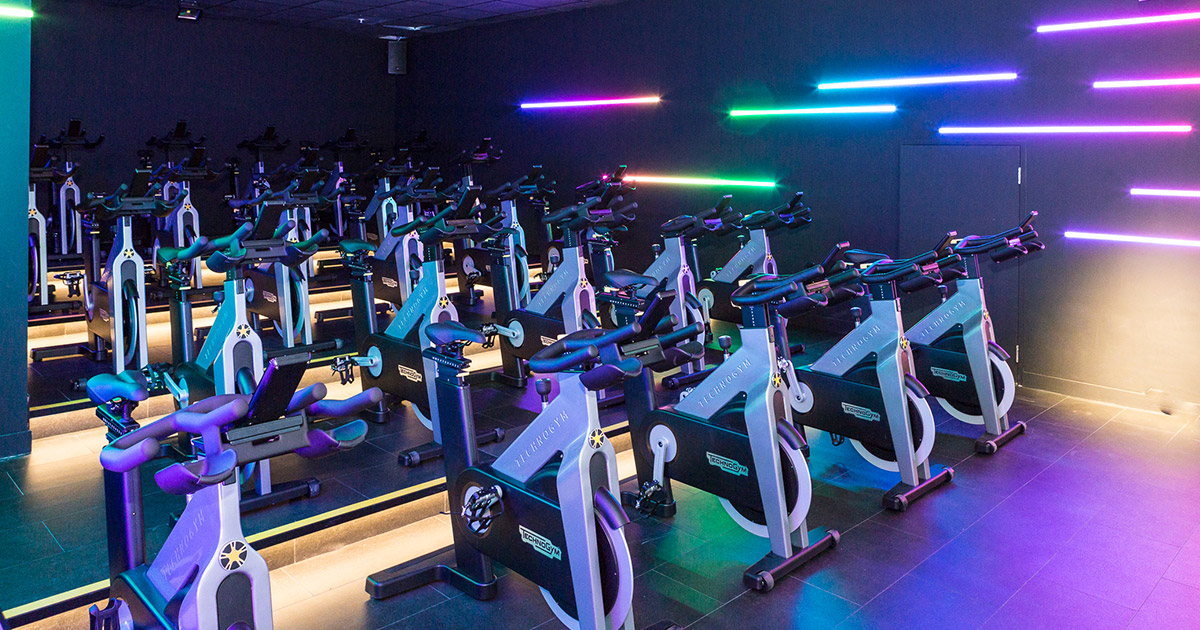 Sweat an innovative and engaging member experience in the gym