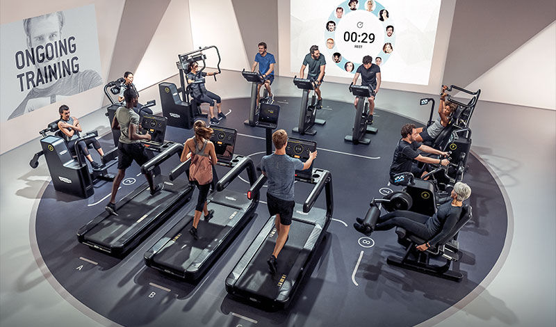 The history of technogym from foundation to the present day