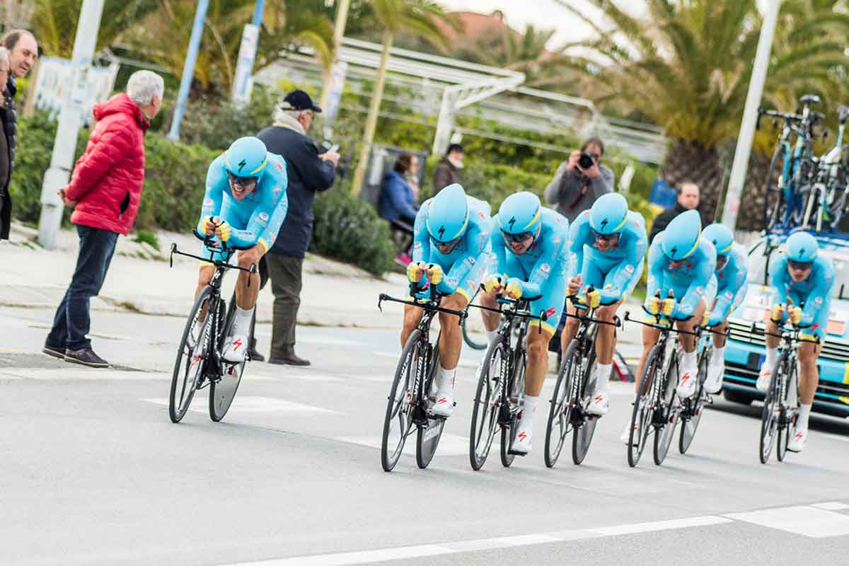 Astana racing team