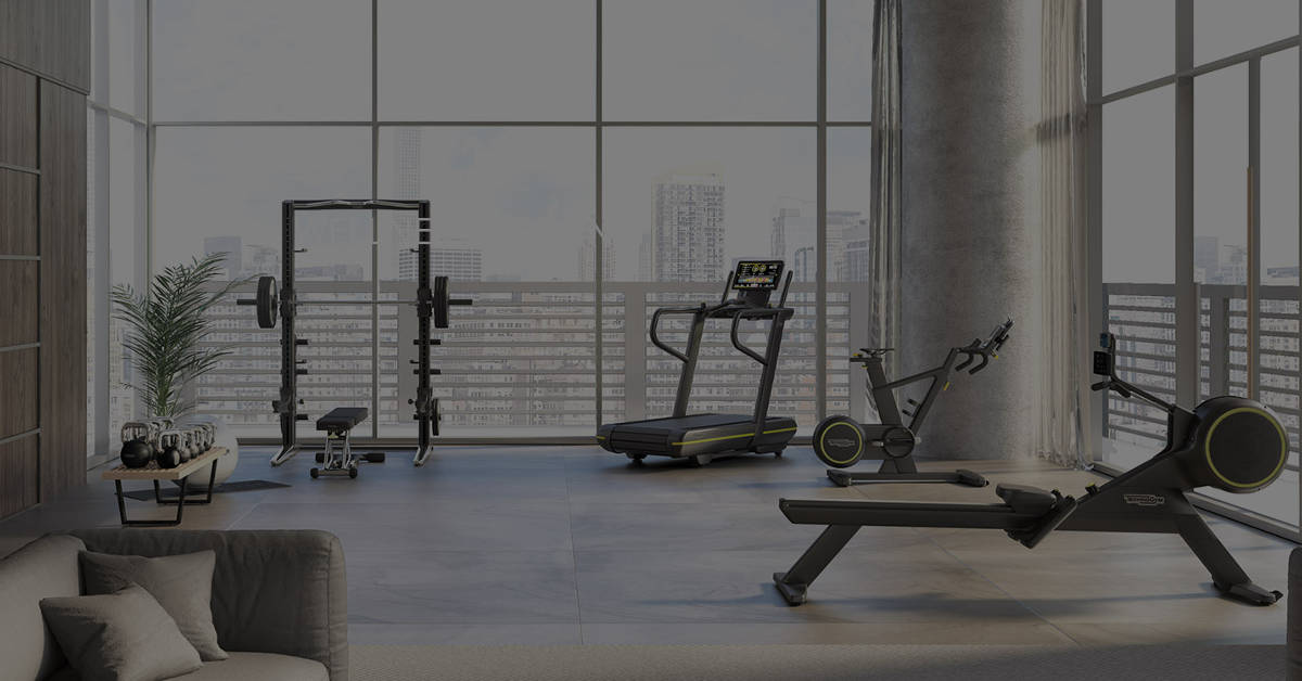 Technogym Interior Design Helps You Design Your Own Gym At Home In Your Club Or Hotel