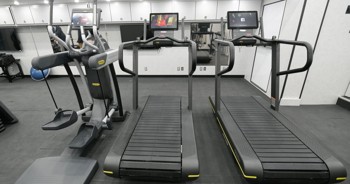 Technogym at the PGA TOUR