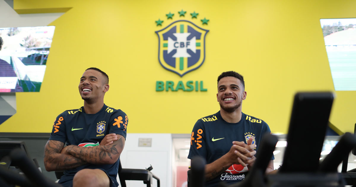 BRAZILIAN FOOTBALL PLAYERS