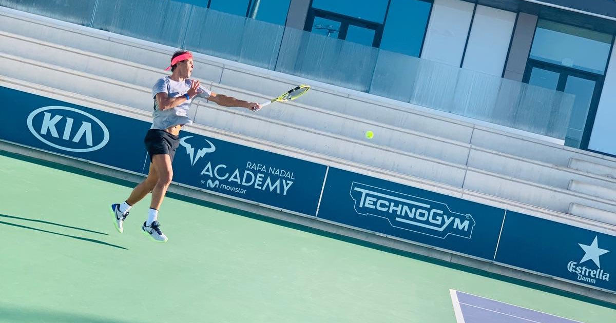 Rafa Nadal Academy powered by Technogym