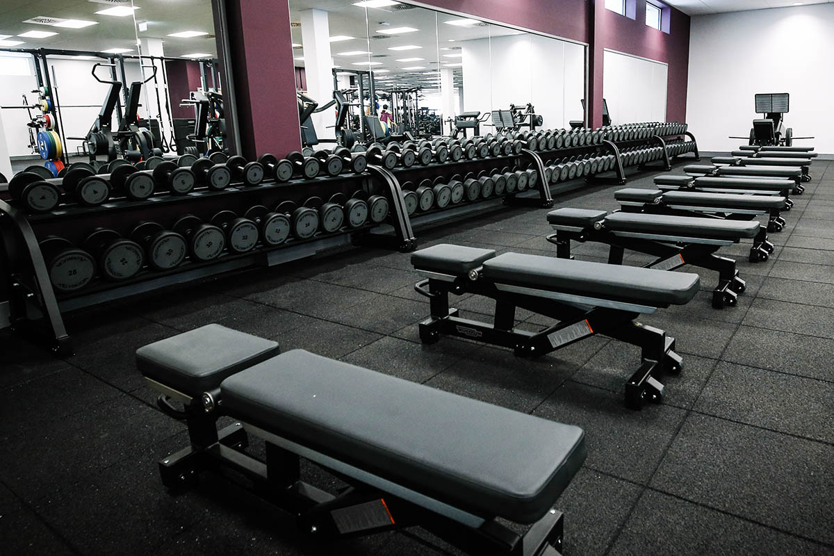 Benches and Racks