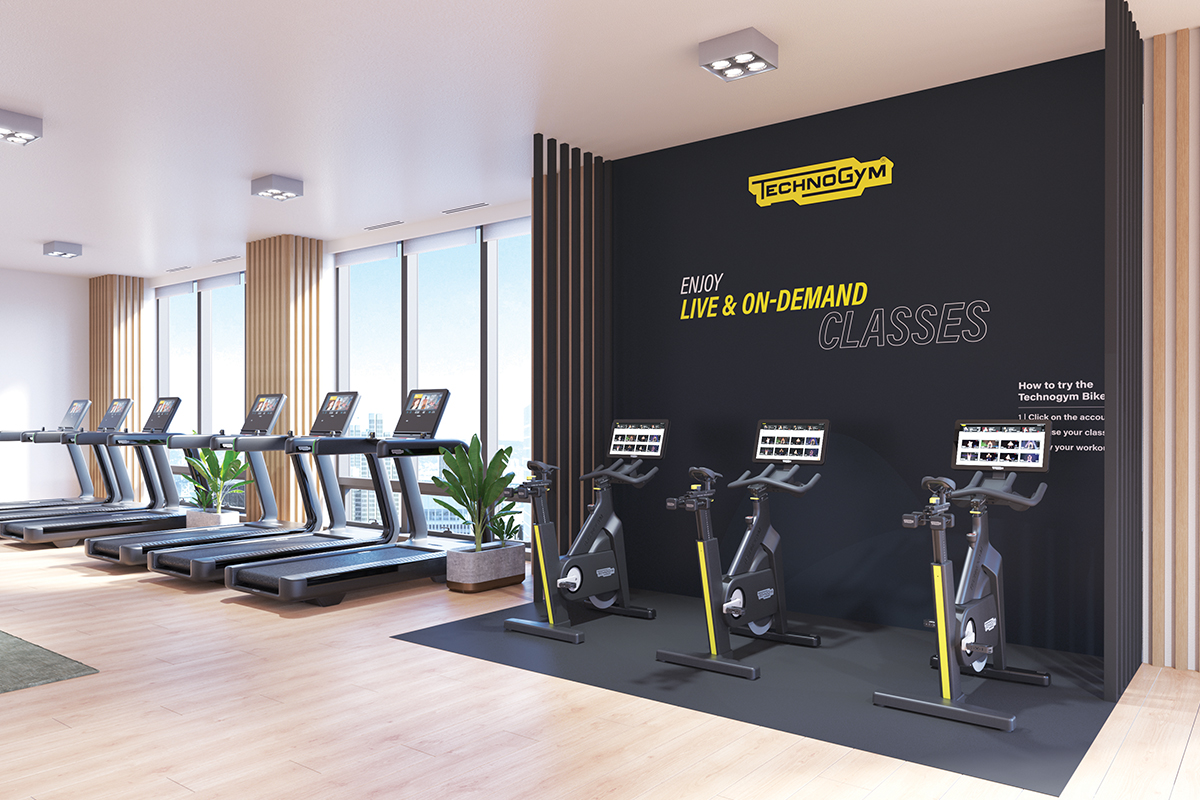 Technogym-Bike-for-clubs