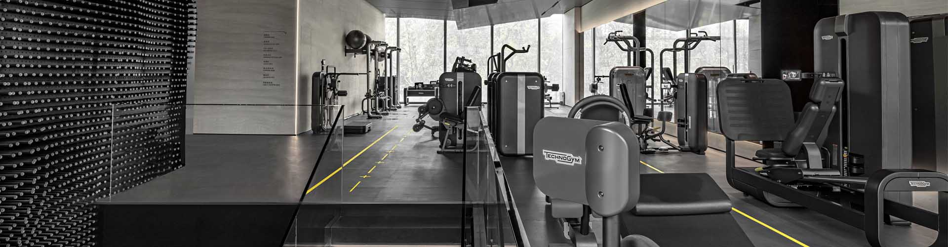 Fusion and Technogym: the avanguard of fitness design