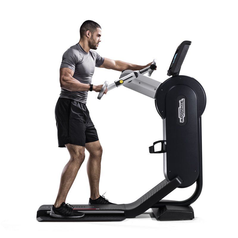 Excite upper body training machine technogym - Best cardio equipment for small spaces property ...