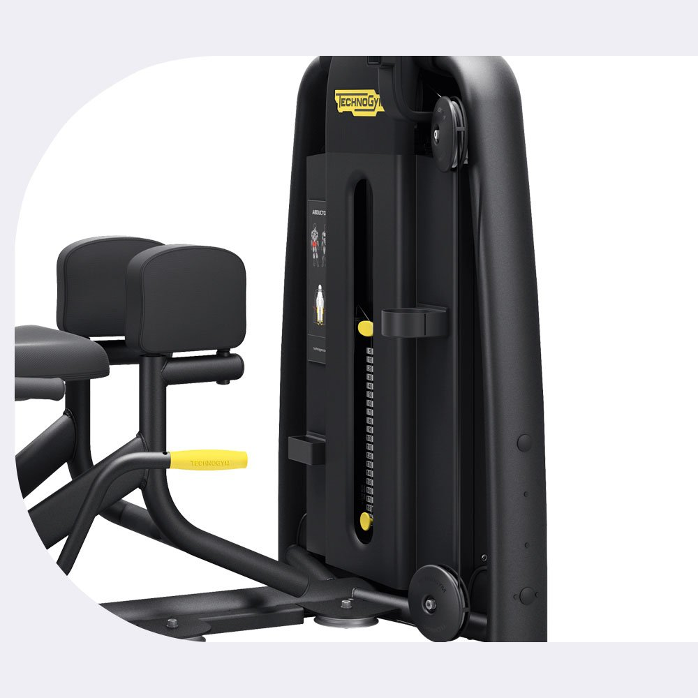 SELECTION PRO - ABDUCTOR - ML1800-AN2QDVK - Main feature 2 - en