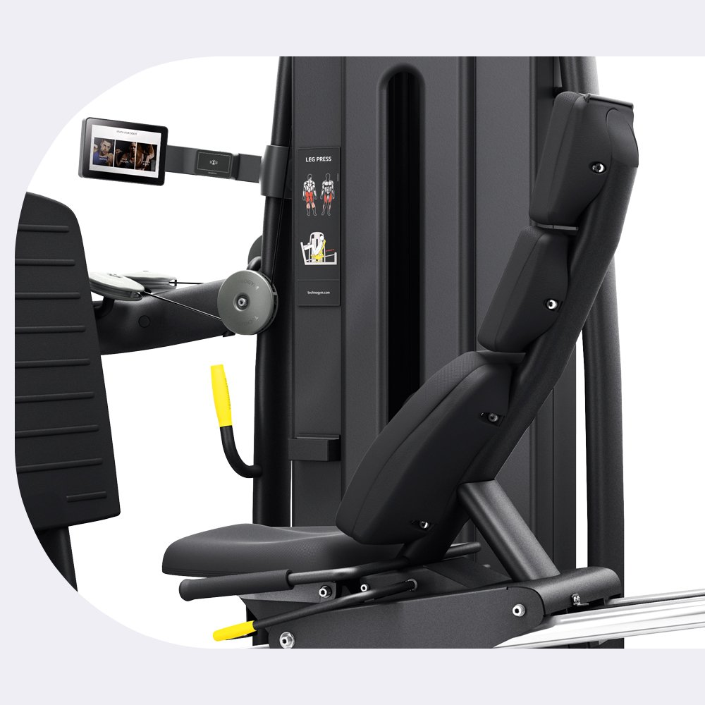 SELECTION PRO - LEG PRESS - ML5100-AN2QDVK - Main feature 3 - en