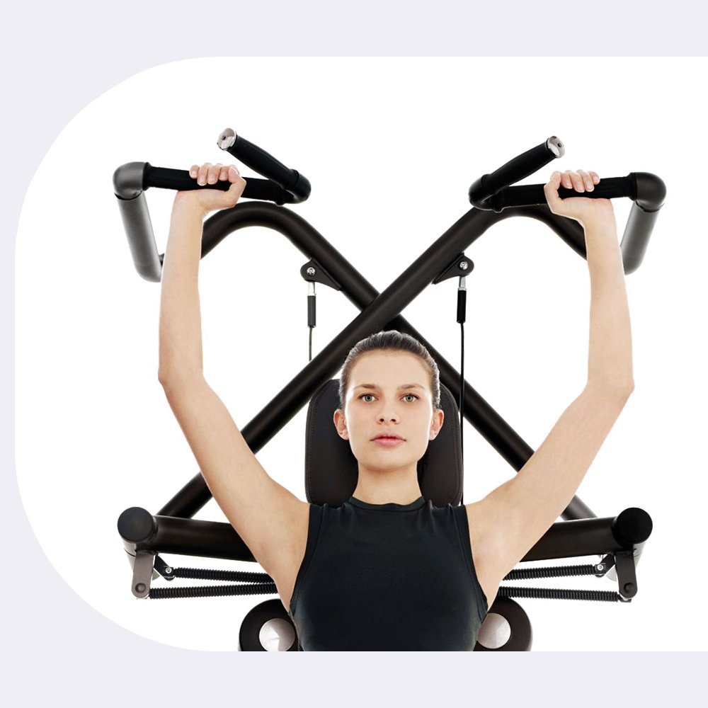 ARTIS® - SHOULDER PRESS - MK83EH - Main feature 3 - en